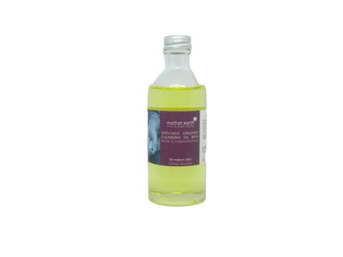 Organic Avocado Cleansing Oil