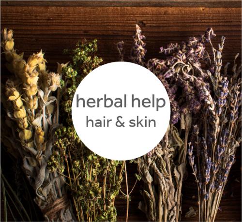 Herbal Help Hair & Skin