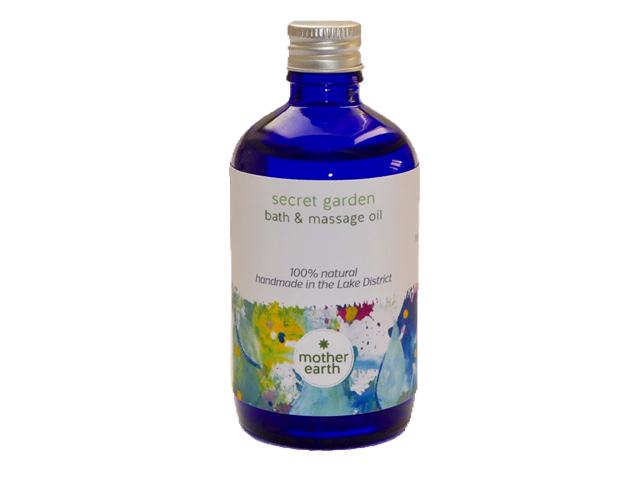 Secret Garden Bath & massage oil