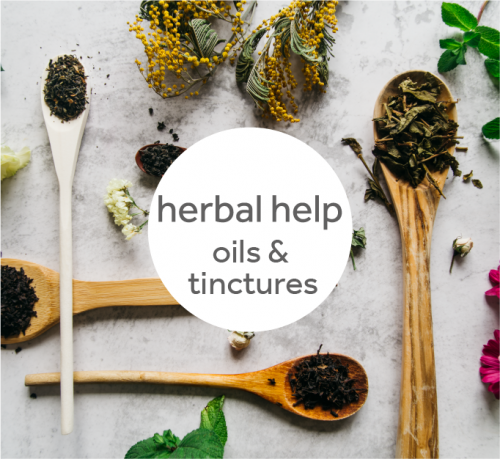 Therapeutic oils and tinctures